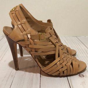 Tory Burch Nadia High heel Huarache sandal